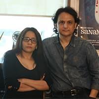 Vinay Sapru and Radhika Rao