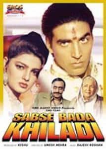 Sabse Bada Khiladi Film Cast Release Date Sabse Bada Khiladi Full Movie Download Online Mp3 Songs Hd Trailer Bollywood Life