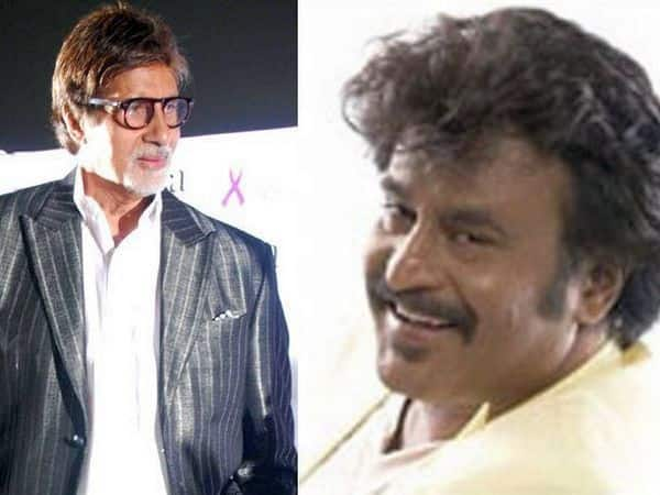 Shahenshah joins hands with Baasha!