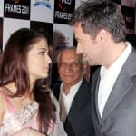When Aishwarya acted as Hugh's decoy