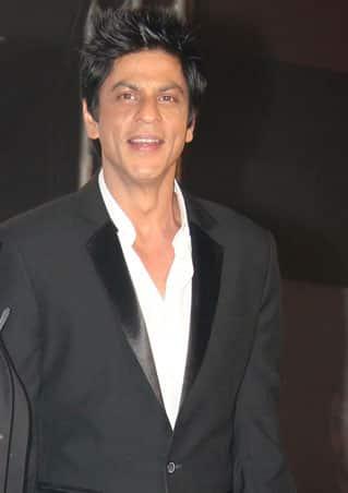 Shahrukh inspires Sachiin Joshi