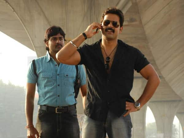 Shaam plays cop in Ravi Teja's 'Veera'