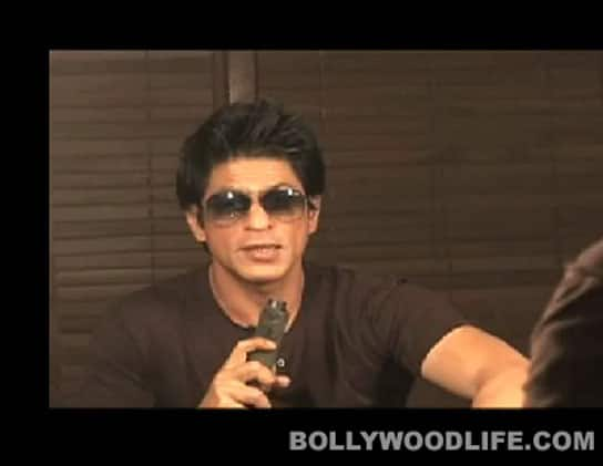 SRK starts video tweeting