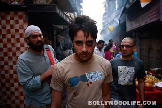 Delhi Belly Movie Review: Thank God for Aamir Khan!