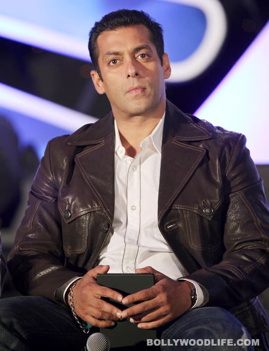 Salman Khan gets serious