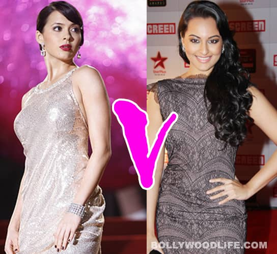 It's Sonakshi vs Isha now!