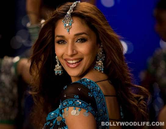 Madhuri gets emotional