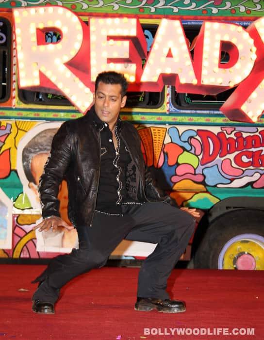 When Salman Khan didBharatnatyam