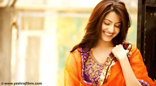 Madhuri, Anushka, Vidya: MF Husain's B'wood obsessions!