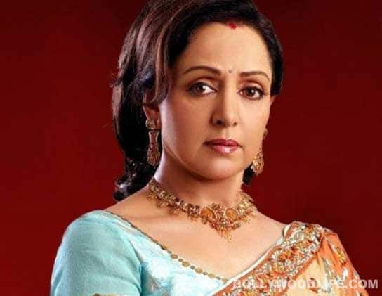 What is Hema Malini's secret to staying young?