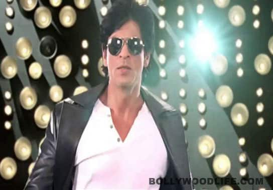 Shahrukh Khan item song: Antenna Reloaded