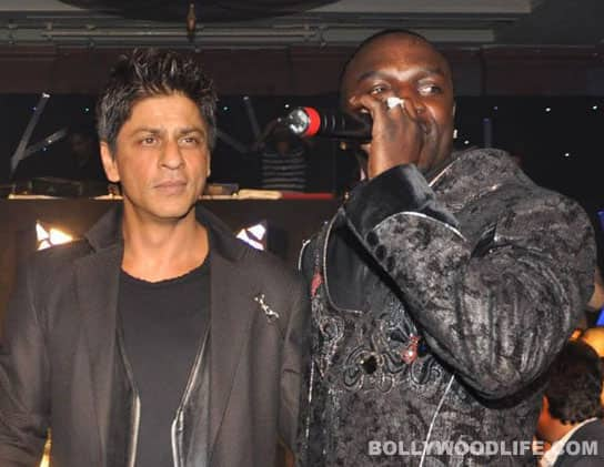 Akon's RA.One song 'Chammak Challo' leaked