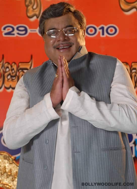 Ambareesh is Karnataka's CM
