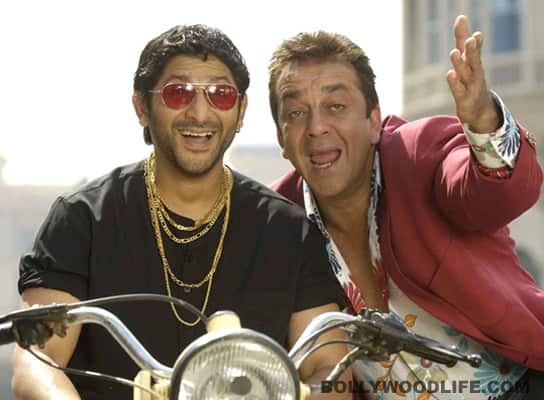 Sanjay Dutt out of 'Munna Bhai'? No!