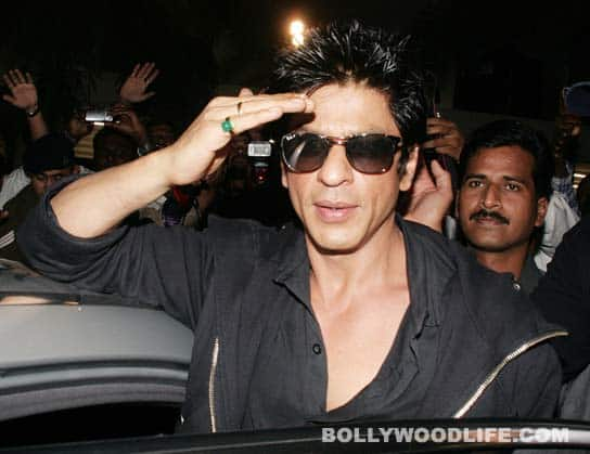 Shahrukh's first million!