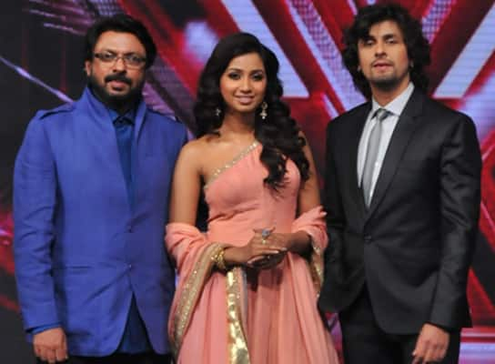Sanjay Leela Bhansali croons on 'X Factor India'