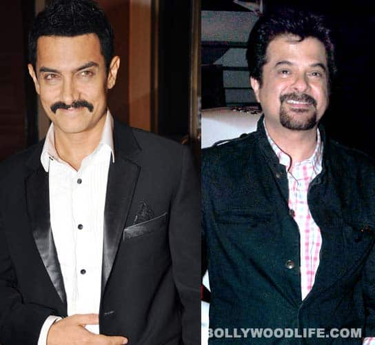 Are Aamir Khan and Anil Kapoor friends again?