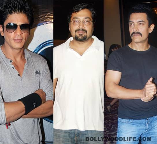 Was Anurag Kashyap's 'Bombay Velvet' a Shahrukh-Aamirstarrer?