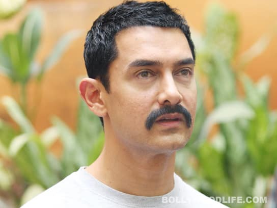 If Aamir won't play Munna Bhai, who will?
