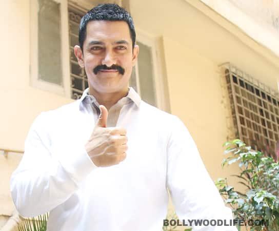 Will Aamir play Munna Bhai?