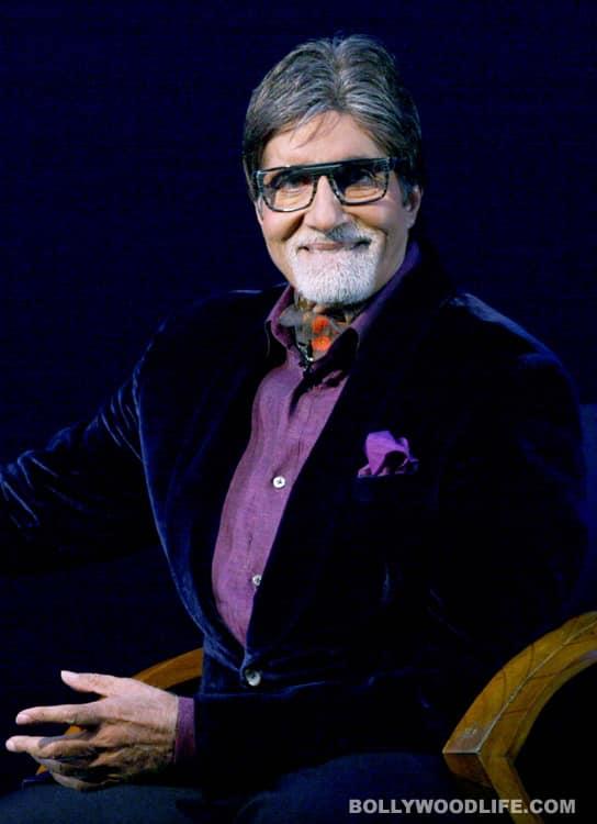 Amitabh Bachchan: Shahrukh did a good job with 'KBC'
