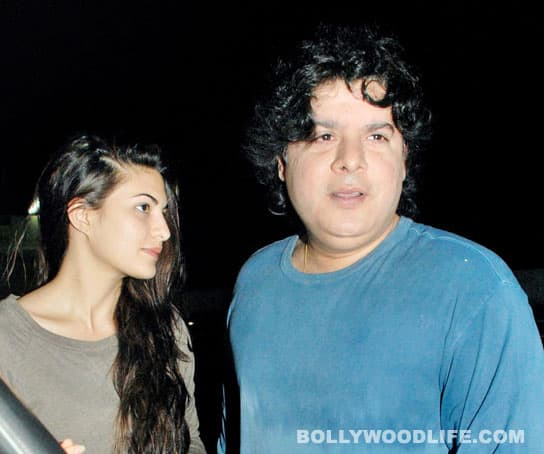 Are Sajid and Jacqueline a couple?