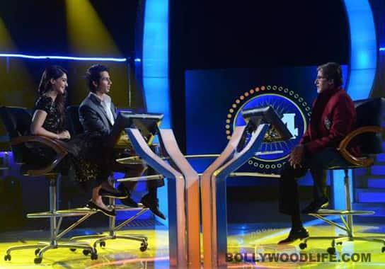 KBC 5: Shahid, Sonam talk about 'Mausam'