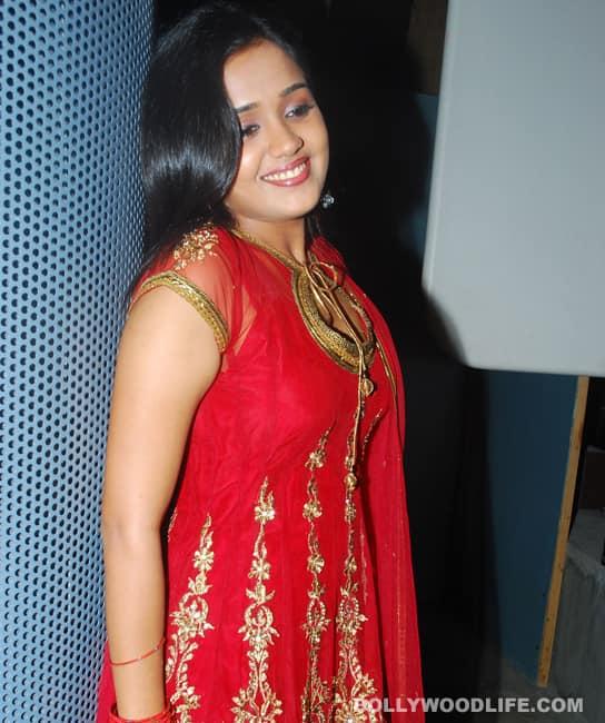 Ananya in Jayasurya's'Kunjaliyan'