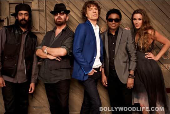 AR Rahman jams 'Satyameva Jayate' with MickJagger