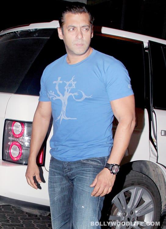 Salman Khansnubbed?