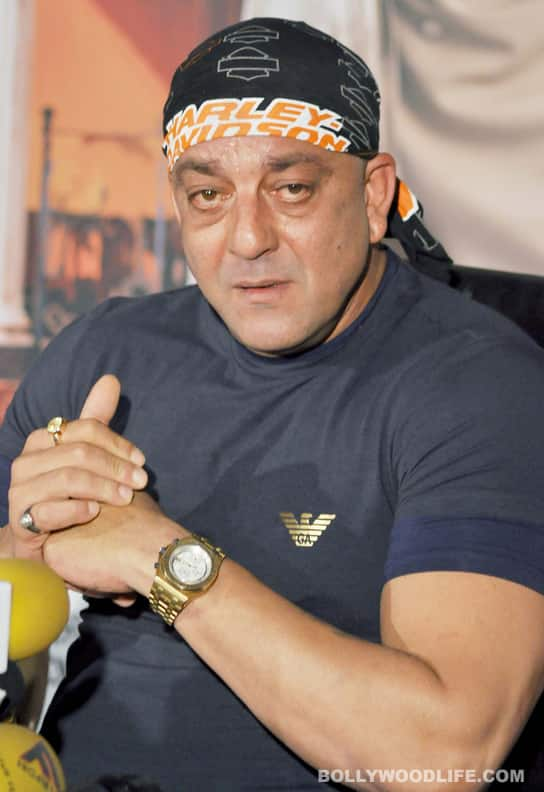 Sanjay Dutt claims he is still Munna Bhai