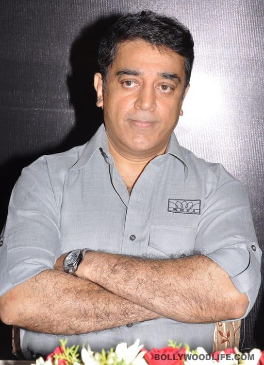 Kamal Haasan shoots 'Viswaroopam' withAnushka