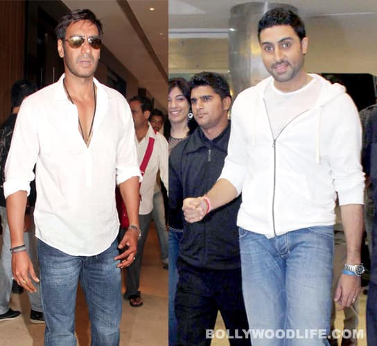 Ajay, Abhishek to shoot 'Bol Bachchan' in Jaipur
