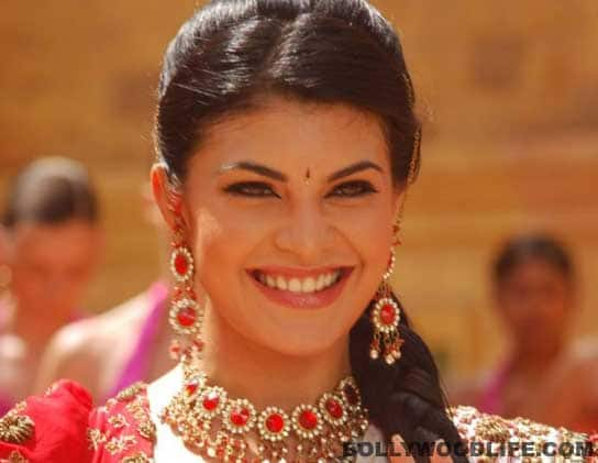 Can you believe Jacqueline Fernandez is shy?