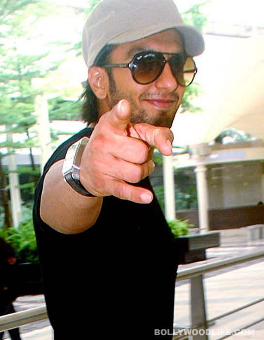 Ranveer refuses UTV film!