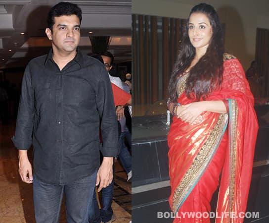 Vidya Balan: married!?