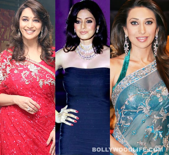 Karisma, Madhuri, Sridevi: The comeback girls