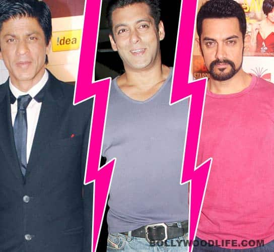 Will Salman choose Shahrukh over Aamir?