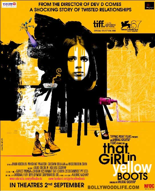 THAT GIRL IN YELLOW BOOTS Review: An Anurag Kashyap masterclass