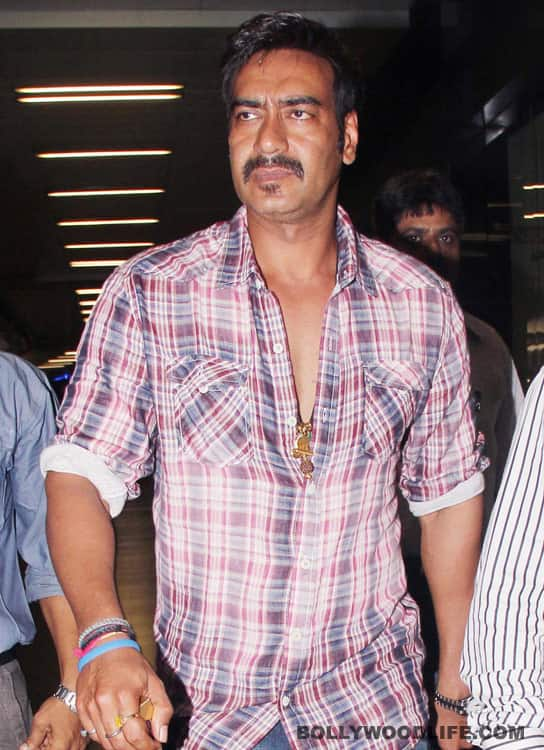 Ajay Devgn denies plans for 'Phool Aur Kaante' sequel