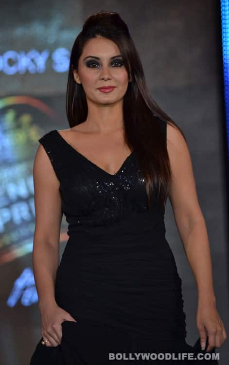 Minissha and Shazahn dazzle at the 'Blenders Pride Fashion Tour'