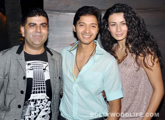 Shreyas Talpade and Pia Trivedi