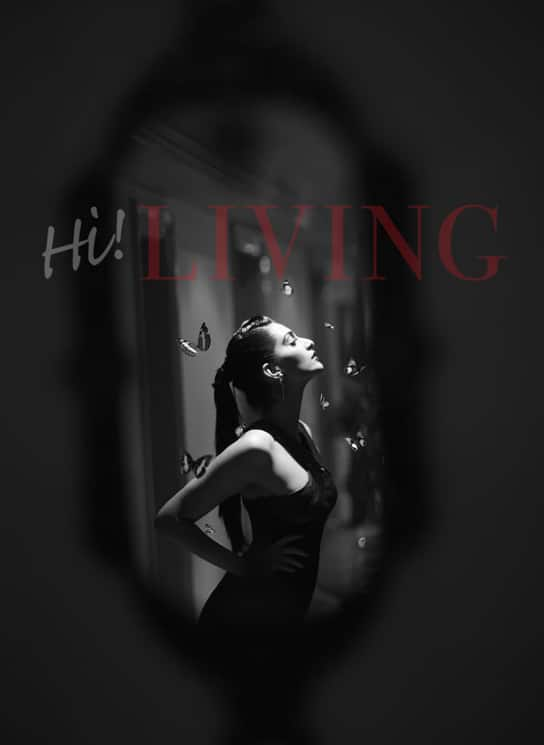 Sonam Kapoor shoots for Hi! Living: pictures