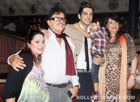 Zayed Khan plays favourites!