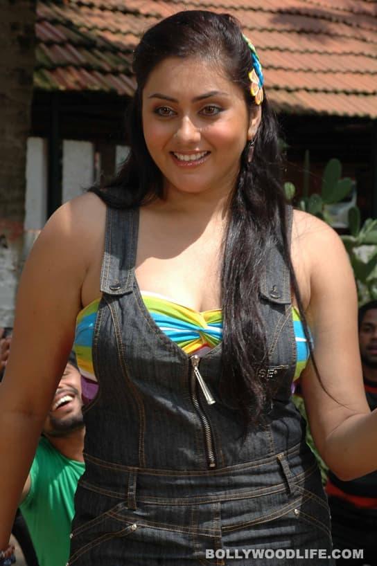 Namitha bags lead role in 'Yama inBangkok'