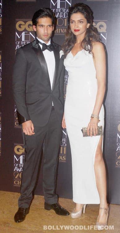 Deepika, Shahrukh, Anushka at GQ Men's StyleAwards
