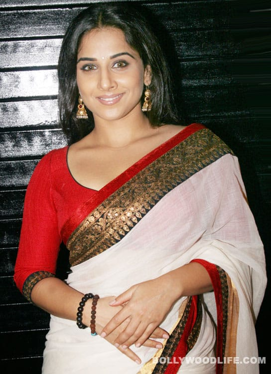 Vidya Balan is no longer single!