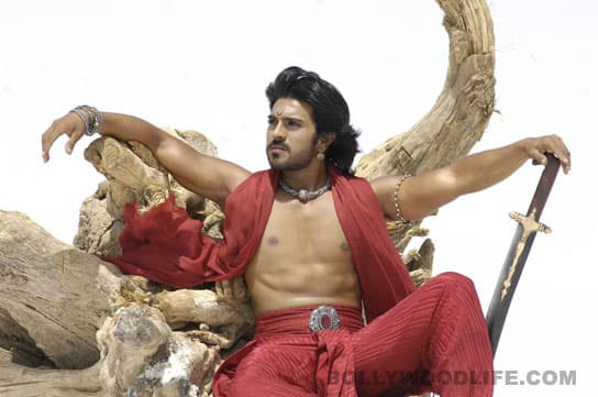 Ram charan teja six pack body