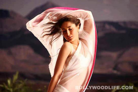 Kareena Kapoor shoots a 'mujra' in 21 hours