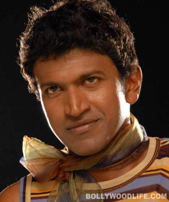 Puneeth sings for Ganesh in 'Shailoo'!